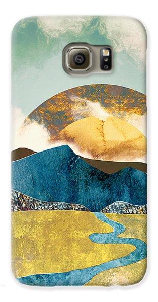 Landscapes Galaxy S6 Case - Wanderlust by Katherine Smit
