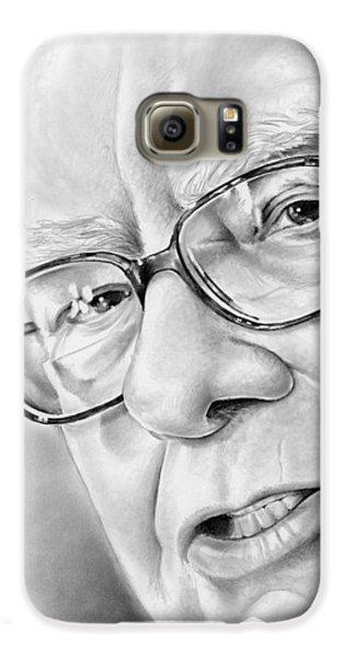 Wizard Galaxy S6 Case - Warren Buffett by Greg Joens