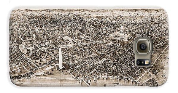 Washington D.c., 1892 Galaxy S6 Case by Granger