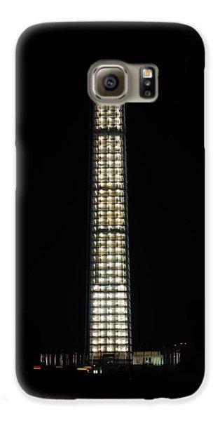 Washington Monument In Repair Galaxy S6 Case