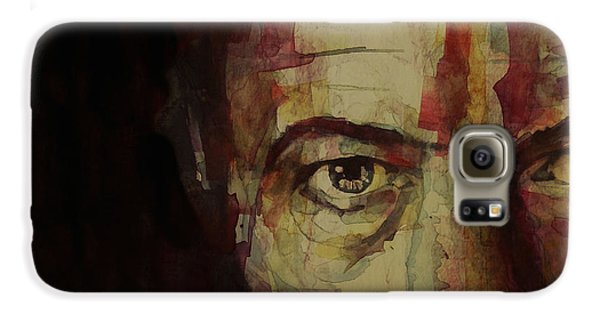 Musicians Galaxy S6 Case - Watch That Man Bowie by Paul Lovering