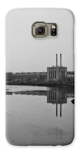 Galaxy S6 Case featuring the photograph Water Factory by Lora Lee Chapman