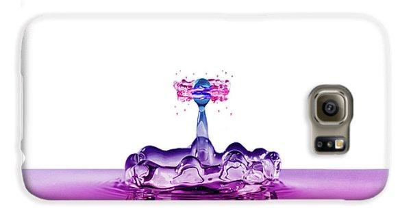 Water-king Galaxy S6 Case by Mathias Janke