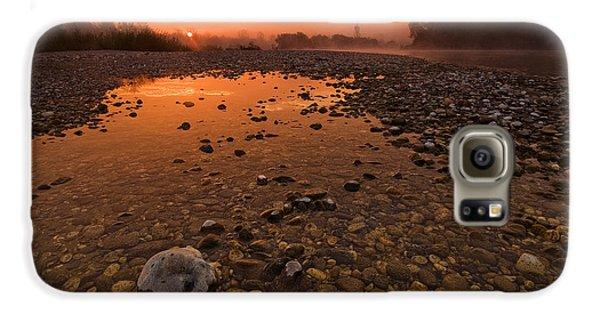 Water On Mars Galaxy S6 Case