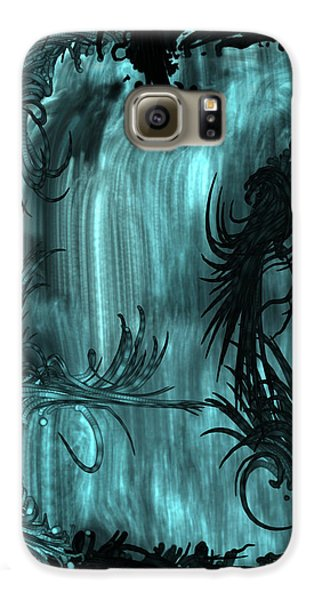 Galaxy S6 Case - Waterfall by Orphelia Aristal
