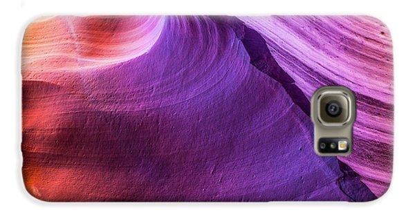 Waterhole Canyon Wave Galaxy S6 Case