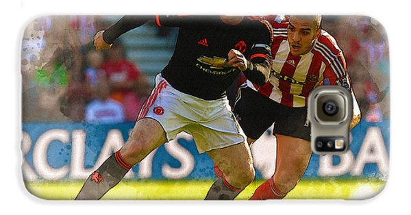 Wayne Rooney Is Marshalled Galaxy S6 Case by Don Kuing