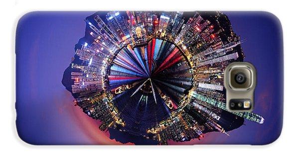 Wee Hong Kong Planet Galaxy S6 Case