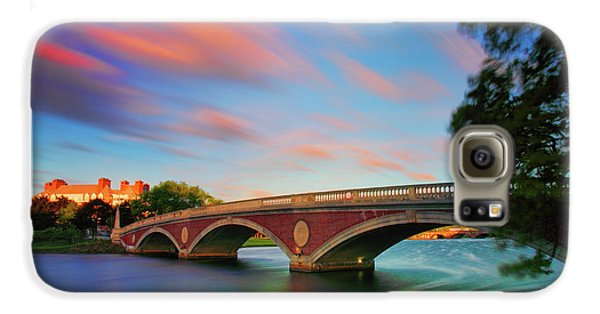 Weeks' Bridge Galaxy S6 Case by Rick Berk
