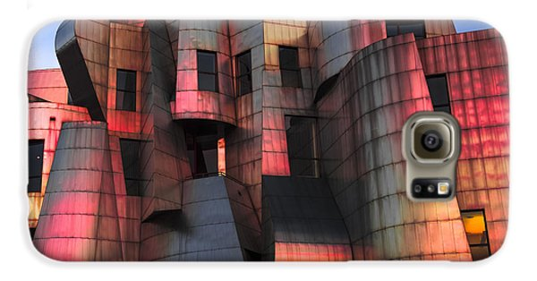 Weisman Art Museum At Sunset Galaxy S6 Case