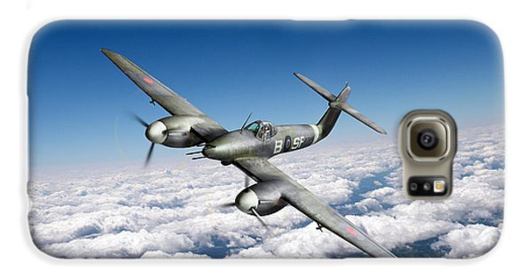 Galaxy S6 Case featuring the photograph Westland Whirlwind Portrait by Gary Eason