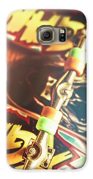Truck Galaxy S6 Case - Wheels Trucks And Skate Decks by Jorgo Photography - Wall Art Gallery