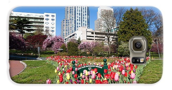 White Plains Beautification Foundation Garden Galaxy S6 Case