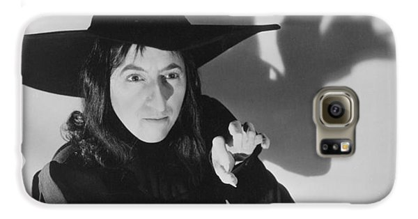Wicked Witch Of The West Galaxy S6 Case by Granger