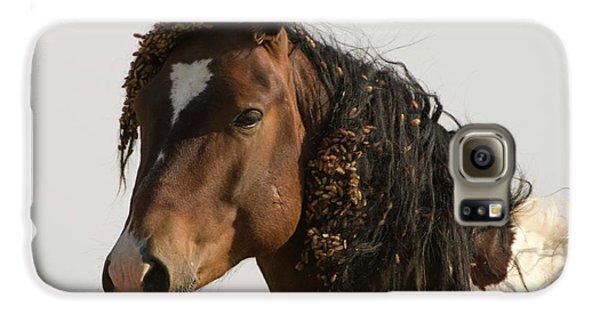 Wild Mustang 12 Galaxy S6 Case