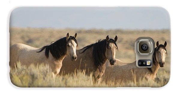 Wild Mustang 2 Galaxy S6 Case