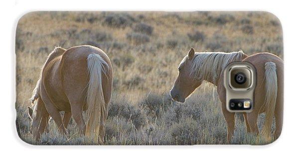 Wild Mustang 3 Galaxy S6 Case