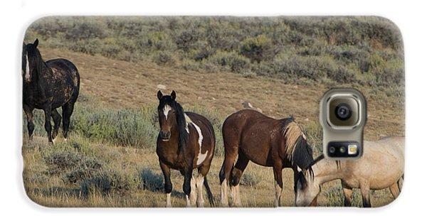 Wild Mustang 7 Galaxy S6 Case