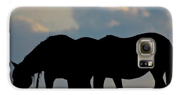 Wild Mustang 8 Galaxy S6 Case