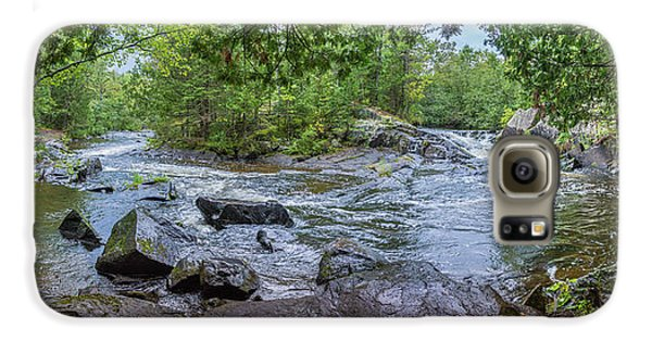 Galaxy S6 Case featuring the photograph Wilderness Waterway by Bill Pevlor