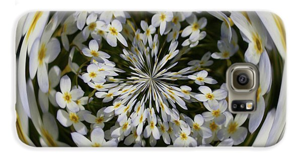 Galaxy S6 Case featuring the photograph Wildflowers Orb by Bill Barber