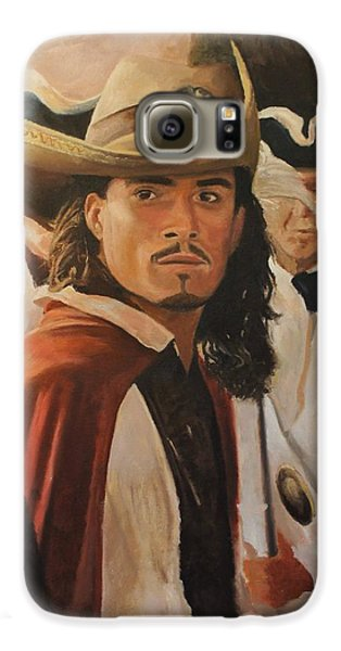 Will Turner Galaxy S6 Case by Caleb Thomas