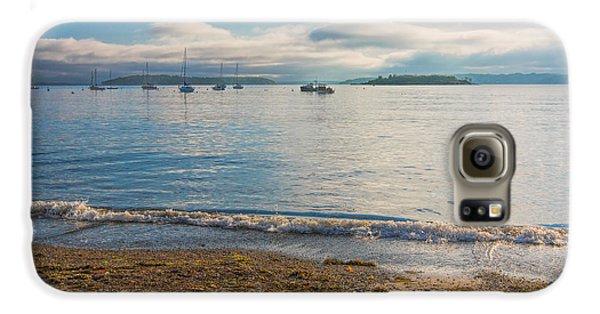 Willard Beach Galaxy S6 Case