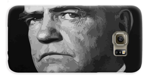 Bull Galaxy S6 Case - William Bull Halsey by War Is Hell Store