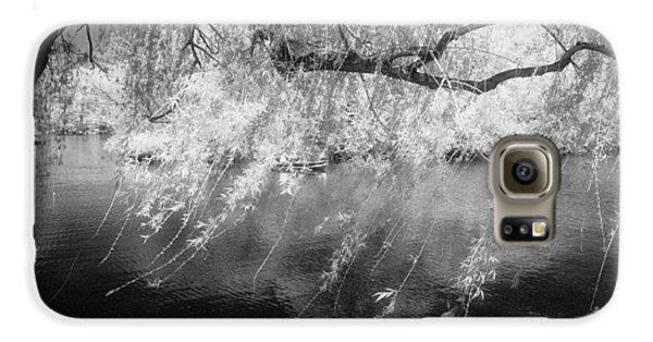 Willow Tree Lake II Galaxy S6 Case