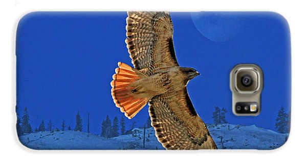 Wings Galaxy S6 Case by Donna Kennedy