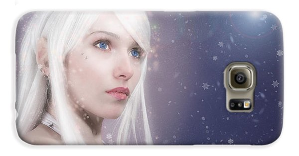 Winter Fae Galaxy S6 Case