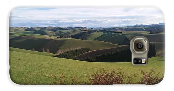 Winter Hills Galaxy S6 Case
