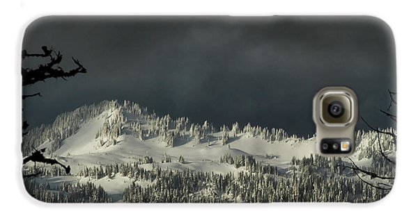 Winter In North Cascades Galaxy S6 Case