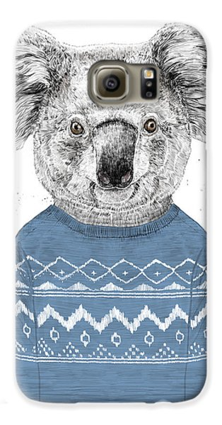 Winter Koala Galaxy S6 Case