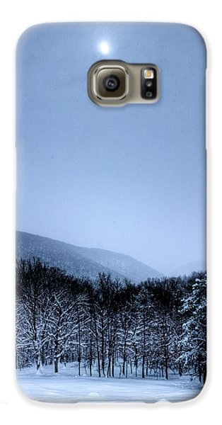Winter Sun Galaxy S6 Case
