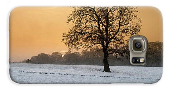 Castle Galaxy S6 Case - Winters Morning by Smart Aviation