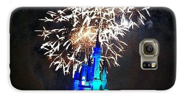Wishes Fireworks Show Galaxy S6 Case