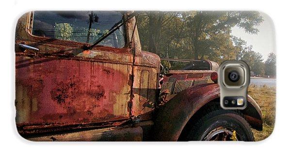 Truck Galaxy S6 Case - Wishful Thinking by Jerry LoFaro