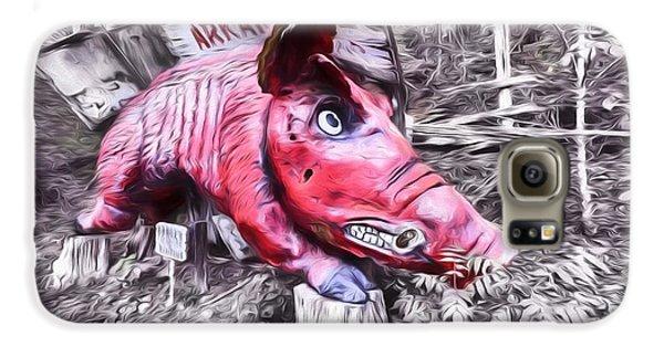 Woo Pig Sooie Digital Galaxy S6 Case