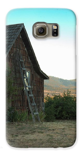 Wood House Galaxy S6 Case