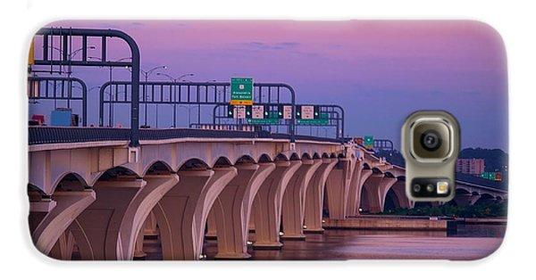 Woodrow Wilson Bridge Galaxy S6 Case