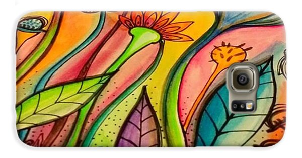 Galaxy S6 Case - Working On A Bunch Of Pieces For by Robin Mead