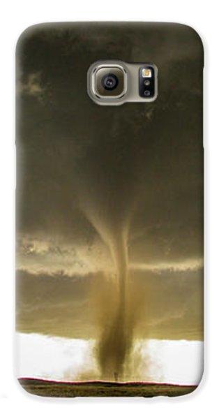 Nebraskasc Galaxy S6 Case - Wray Colorado Tornado 060 by NebraskaSC