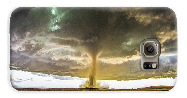 Nebraskasc Galaxy S6 Case - Wray Colorado Tornado 070 by NebraskaSC