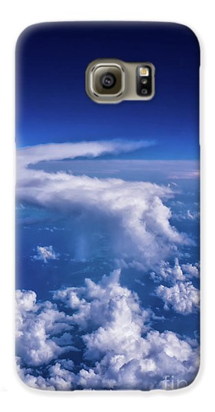 Writing In The Sky Galaxy S6 Case