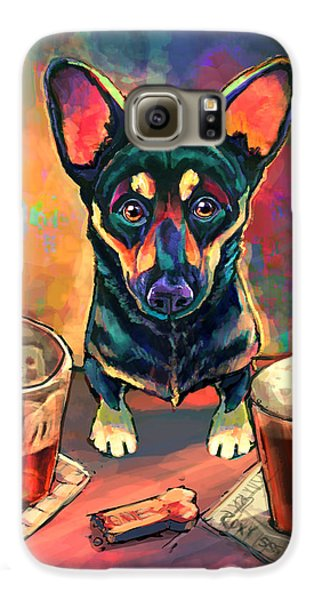 Yappy Hour Galaxy S6 Case by Sean ODaniels