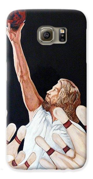 Yeah Yeah Oh Yeah Galaxy S6 Case by Tom Roderick