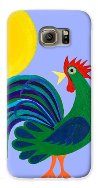 Year Of The Rooster Galaxy S6 Case