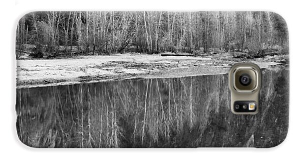 Yosemite  Galaxy S6 Case by Lora Lee Chapman
