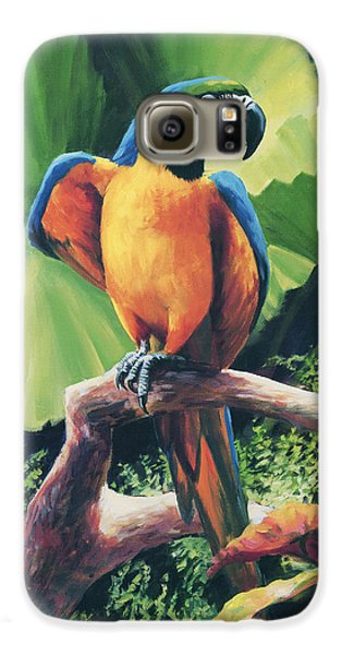 You Got To Be Kidding Galaxy S6 Case by Laurie Hein